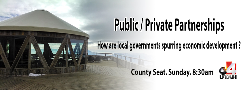 Public Private Partnerships Weber County and Summit Mountain Holding Group